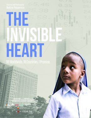 The Invisible Heart DVD cover